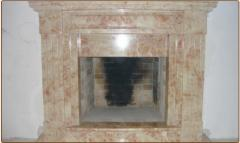 Fireplaces marble