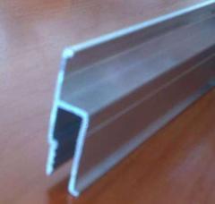 Комплектующие для натяжных потолков| профиль