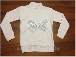 Детская одежда оптом Гольф нарядный для девочек