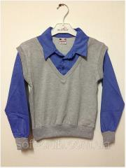 Kidswear wholesale the Shirt blende school for