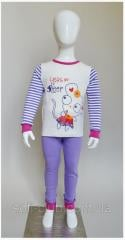 Pajamas for girls of YALOO wholesale of river the
