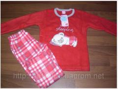 Детская пижама Rolly Poly р.3-4-5 лет и 6-7-8 лет