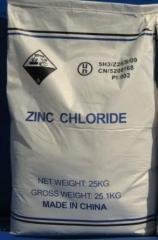 Цинк хлористий