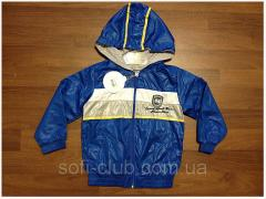 The jacket for boys wholesale of river 3-6l
