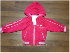 Jacket a windbreaker for girls wholesale of river