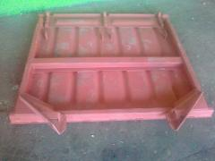 Gondola car hatch cover from Art. 09G2S