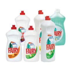 Means for washing of ware of Fairy ml Orange 500
