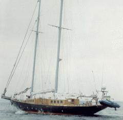 Парусно-моторная шхуна «Aquaton-88»,  длиной...