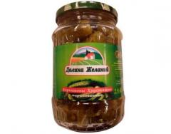 Mushrooms white 580 ml. marinated, tinned, white,