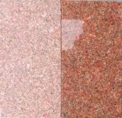 Granite is better than Lezniki (Soloshinskoye of m