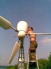 Ветроэлектростанции  5 кВт