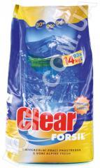 Стиральный порошок для белого Forsil clear