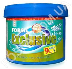 Универсальный порошок для стирки Forsil Exclusive