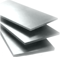 Plate aluminum AM