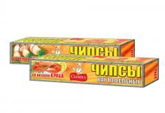 Производим картонные коробки для пищевых