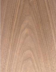 Sliced veneer american walnut