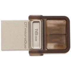 Flesh-pam'yat Kingston 16GB DT microDuo USB