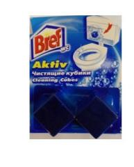 Tablets for WC Bref of 50 g of tablet up.2sht (the