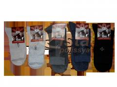 Носки мужские хлопковые в ассортименте (упаковка