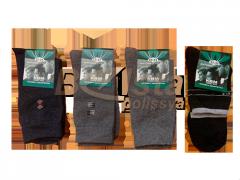 Носки мужские хлопок 80% ассортименте (упаковка 10