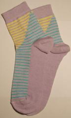 Стрейчевые женские носки, носки женские