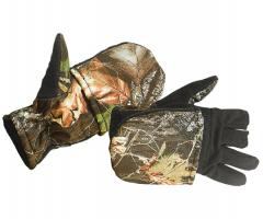 Gloves for fishermen and hunters of any sizes and