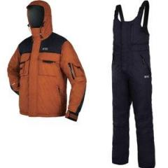 Clothes for winter fishing, warm suits wholesale