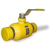 Кран шаровий для газу EFAR під приварку WK6b-c, WK6c ф15-200