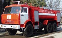 Автоцистерна пожарная АЦ-40(43118) модель 269