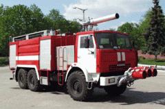 Автоцистерна пожарная аэродромная АЦА-60(43118)