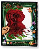 Schipper® Meisterklasse, Набор для творчества Алая роза, 9130521  Код: 4000887915219