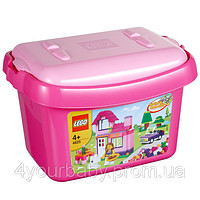 LEGO® Bricks & More, Розовая коробка с кубиками, 4625  Код: 5702014840232