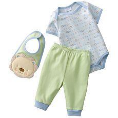 Baby set (3 things) Code: 16