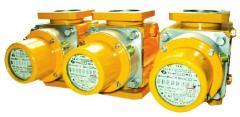 Gas counters rotor G10, G16 RGA-Ekh type