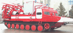 Установка ПСУГВТ-200 передвижная самоходная