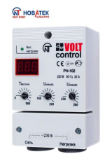 The relay RN-102 voltage