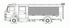 Автомобиль аварийно-спасательный ААР-7(4308)-285
