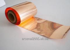 Brass and copper alloys: molding, rolling - tapes
