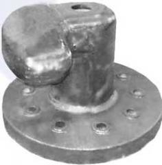 Curbstone mooring sea TCC-80,TCO-80 of GOST