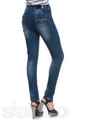 Новые модные женские Джинсы стильные Jong