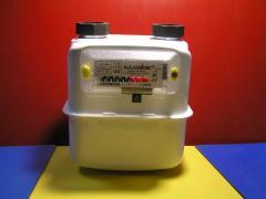 Счётчик газа G4