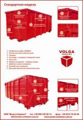 Hooklift containers variants Варианты изготовления