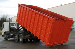 We offer you delivery of containers in KIT by
