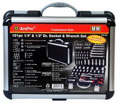 Набор инструмента AmPro, 101 предмет T46184