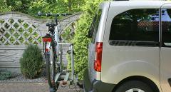 Крепления для велосипедов на Фаркоп Menabo RACE 3