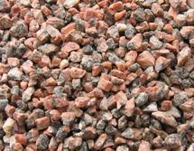 Плиты фасадные из Капустинского гранита