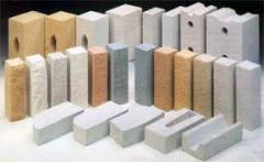 Brick, Brick silicate