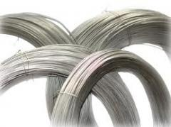 Nichrom rolling, a wire corrosion-proof from the