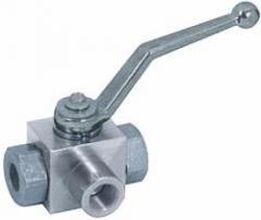 "Ball valve hydraulic two-way GE2 G3/4 """
