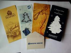 Handwork cards